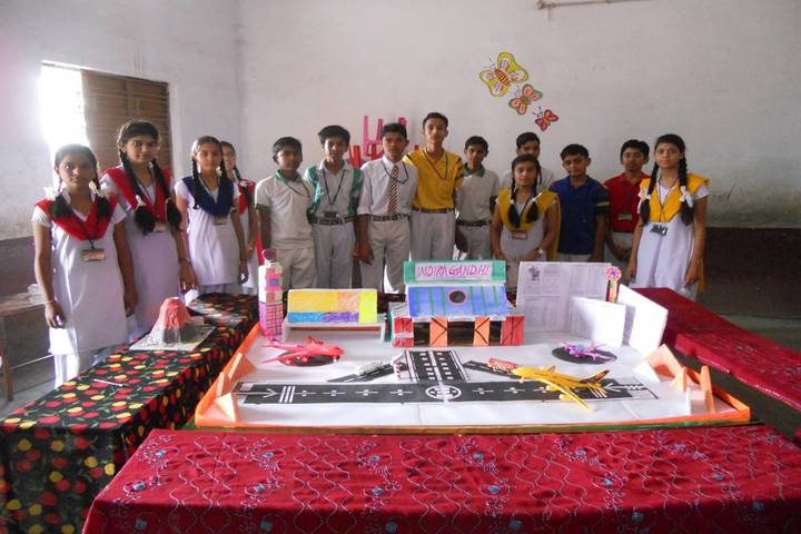 St Josephs School-Science Exhibition