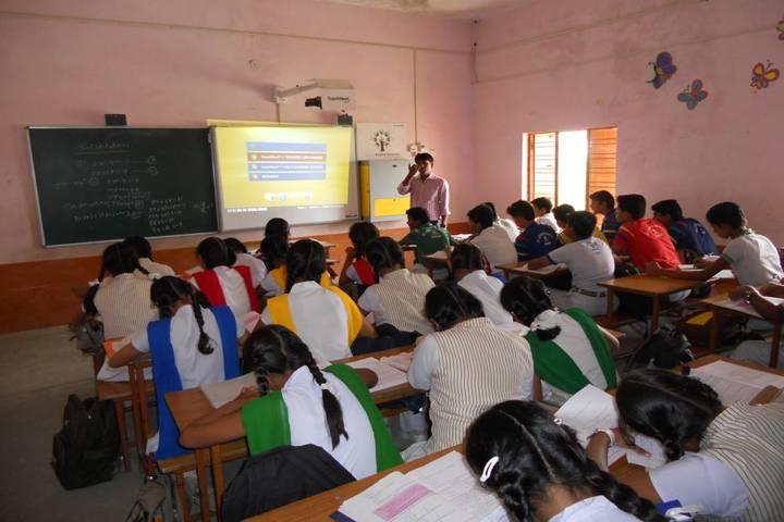 St Josephs School-Smart Classroom