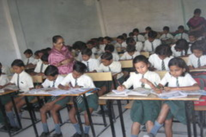 Brilliant Public School-Class Room