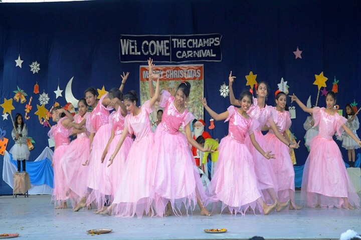 St Mary Champion Higher Secondary School-Annual Day