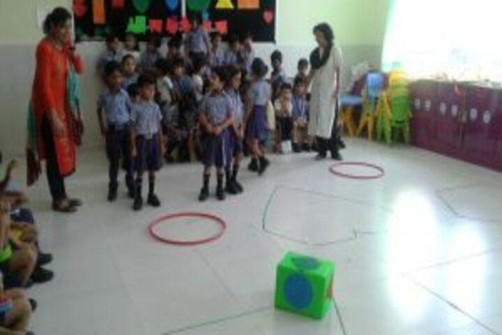 St Mary Champion Higher Secondary School-Class Activity