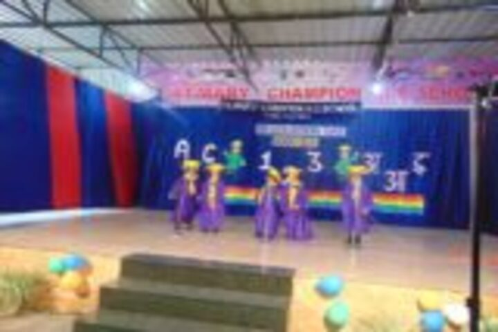 St Mary Champion Higher Secondary School-Dance