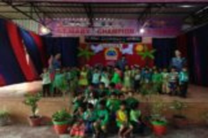 St Mary Champion Higher Secondary School-Green Day