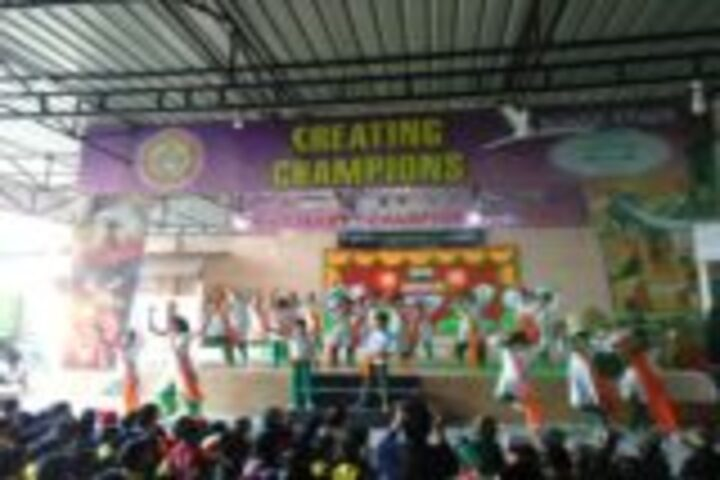 St Mary Champion Higher Secondary School-Independence Day
