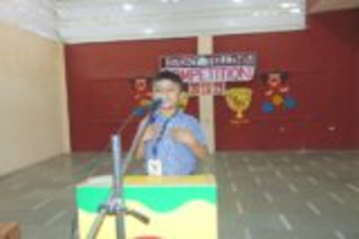 St Mary Champion Higher Secondary School-Story Telling