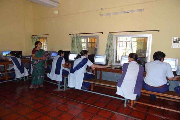 St Mary S Convent Senior Secondary School-Computer lab