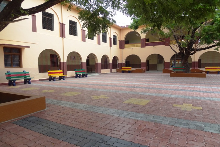 St Mary S Convent Senior Secondary School-Kids Play Area