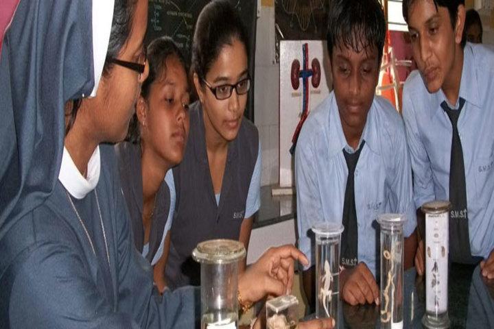 St Marys English Medium School-Biology Lab