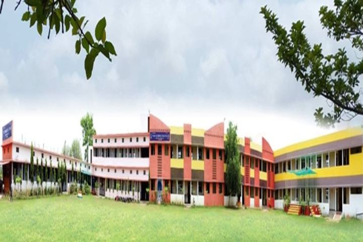 St Marys Co Ed Higher Secondary School-Campus View
