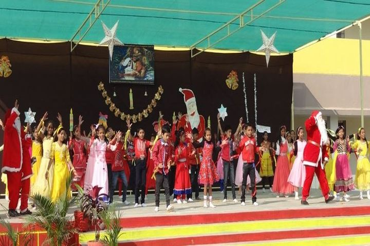 St Marys Co Ed Higher Secondary School-Christmas Celebrations