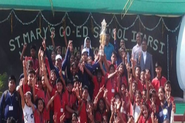 St Marys Co Ed Higher Secondary School-Students