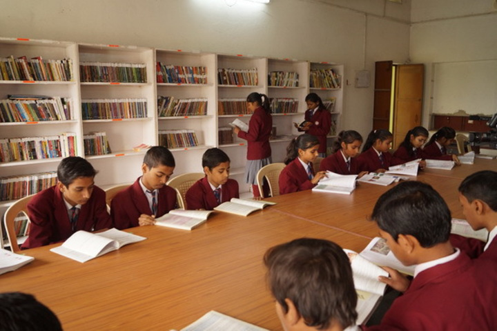 British English School-Library