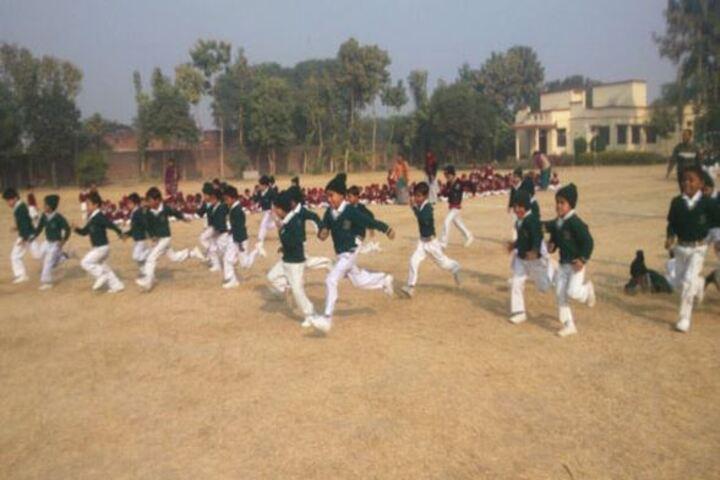 St Michaels School-Games