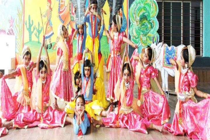 St Pauls Co-Education School-Cultural Activities
