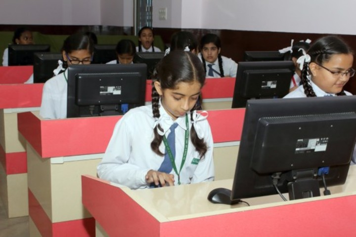 St Pauls Higher Secondary School-Computer Lab