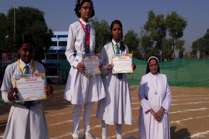 St Pauls Higher Secondary School-Sports Day