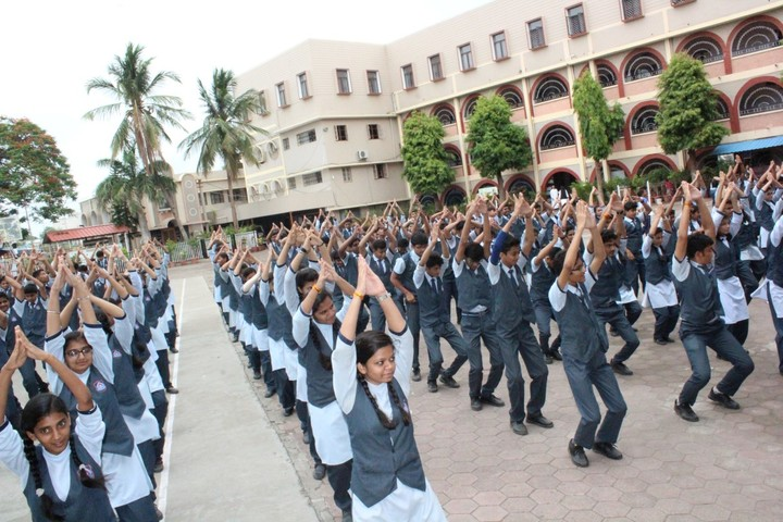 St Pauls Convent Senior Secondary School-Yoga