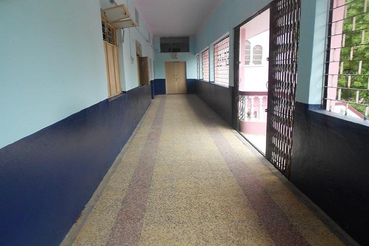 St Pauls Higher Secondary School-School Corridor