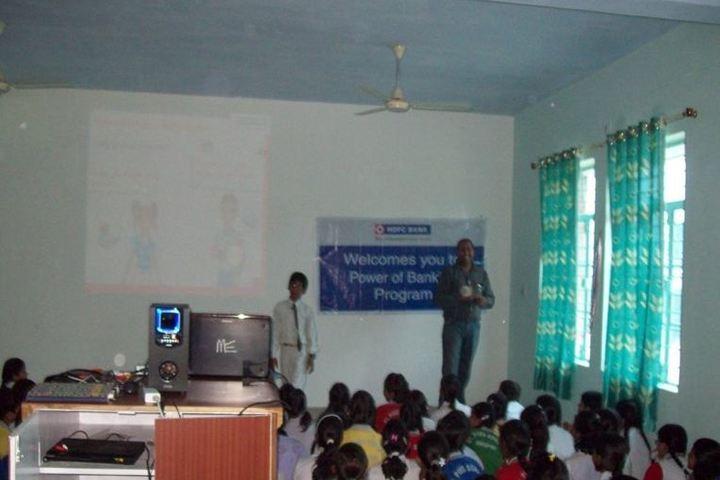 St Pius School-AV Room