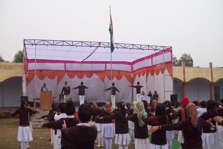 St Pius School-Republic Day Activities
