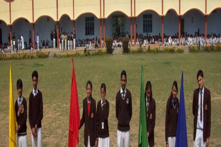 St Pius School-School Area