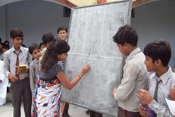 St Pius School-Teachers Day