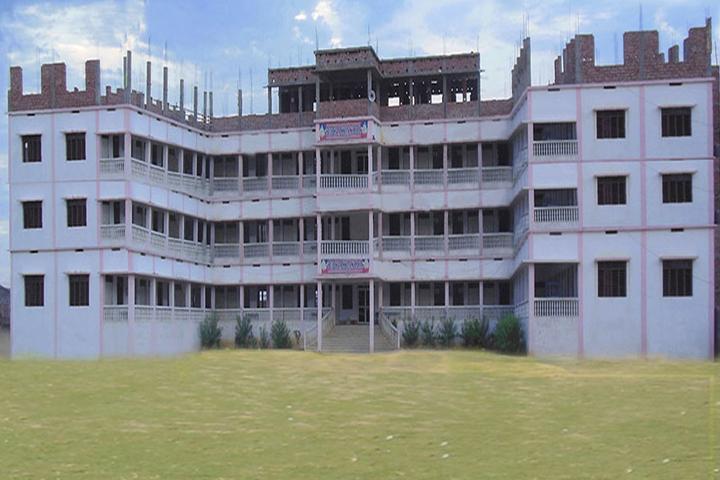 Buddha Mission School Bihar-School Building