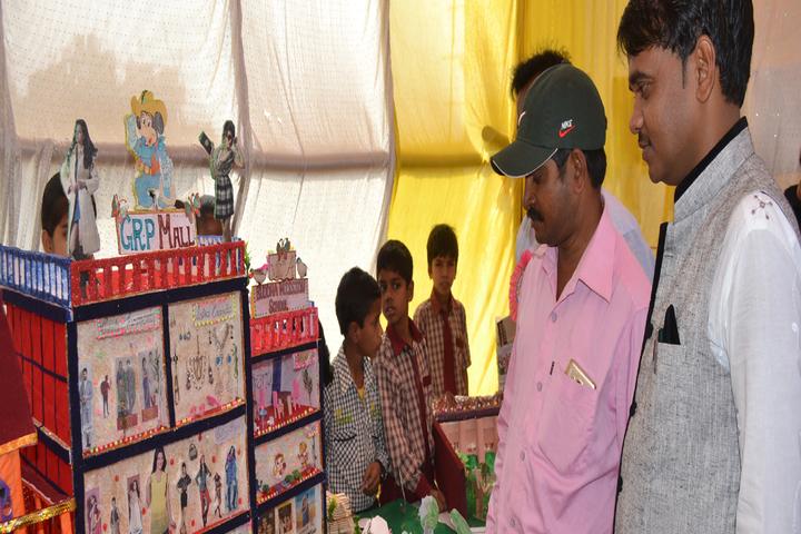 Buddha Mission School Bihar-Science Exhibition