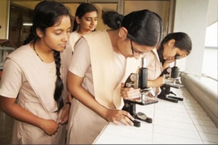 St Raphaels Higher Secondary School-Biology Lab