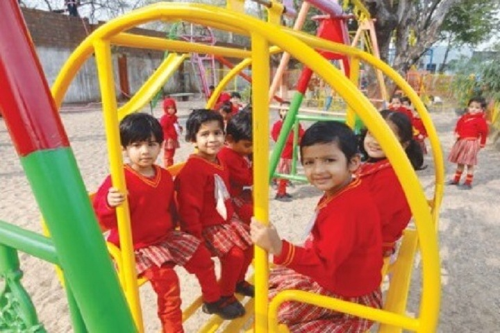 St Raphaels Higher Secondary School-Kids Play Area
