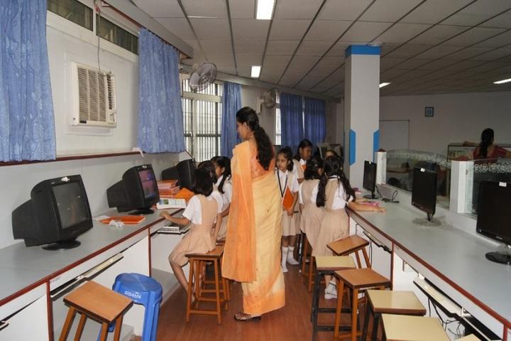 St Raphaels Higher Secondary School-Computer Lab