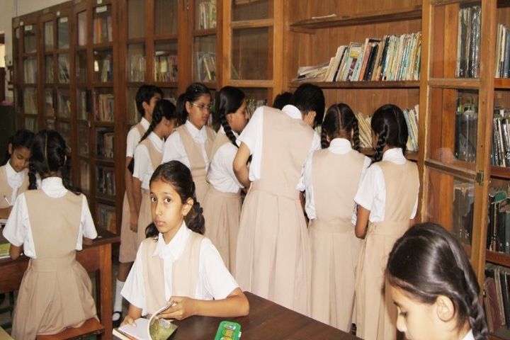 St Raphaels Higher Secondary School-Library