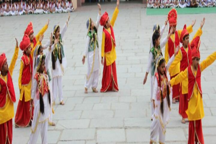 St Thomas School-Cultural Activities