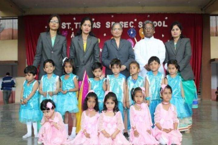 St Thomas School-Events