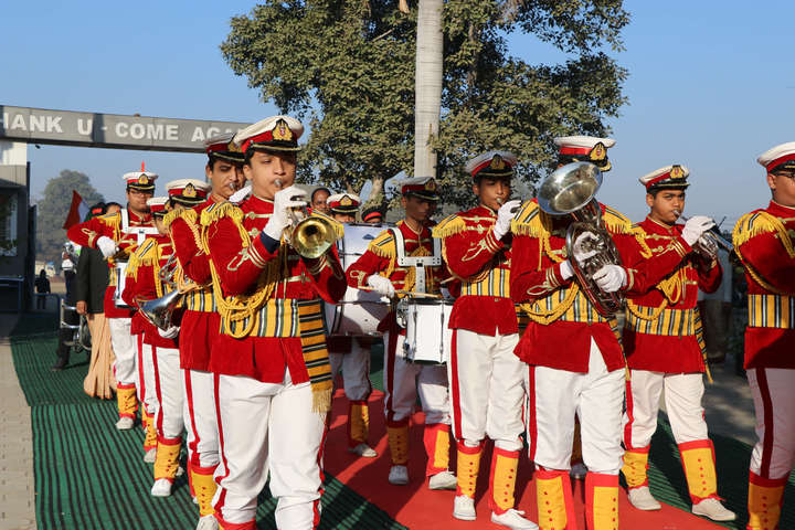 St Xaviers Senior Secondary School-Republic Day