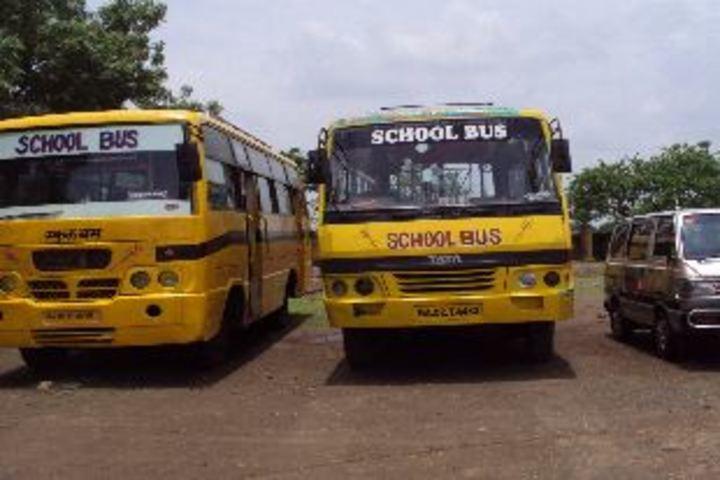 St Augustine high School-School Bus