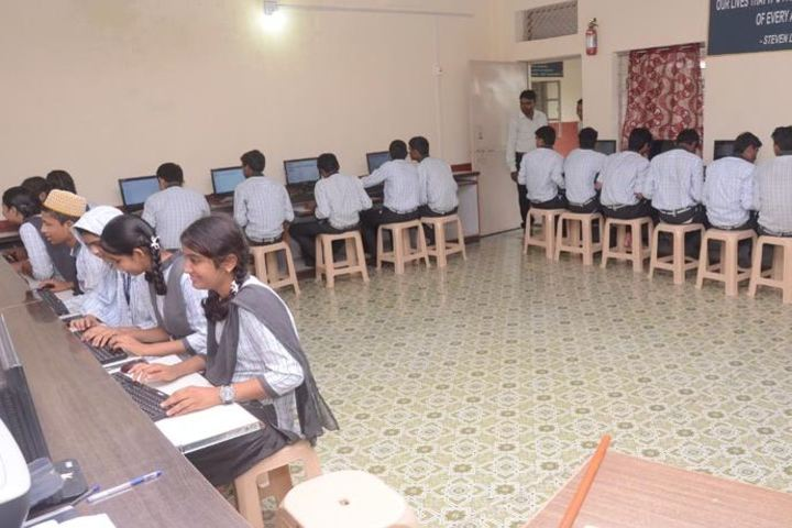 St Flora Senior Secondary School-Computer Lab