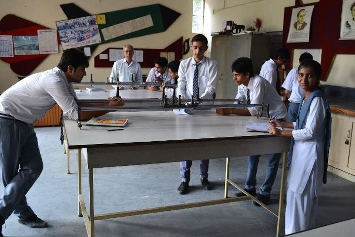 St Flora Senior Secondary School-Physics Lab