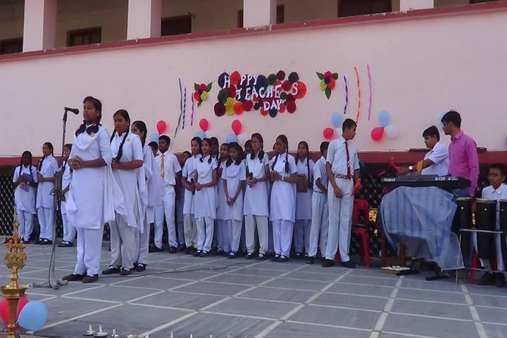 St Josephs Convent H S School-Celebrations