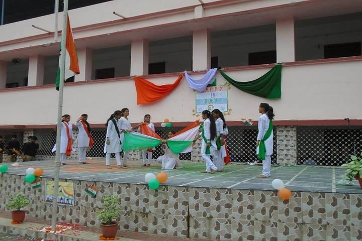 St Josephs Convent H S School-Independence Day