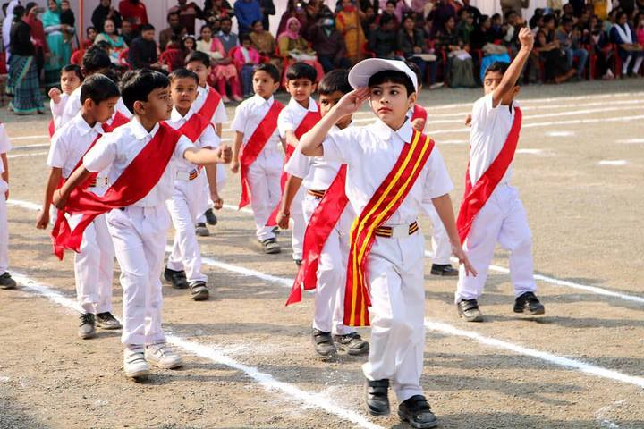 St Josephs Convent H S School-Sports Meet