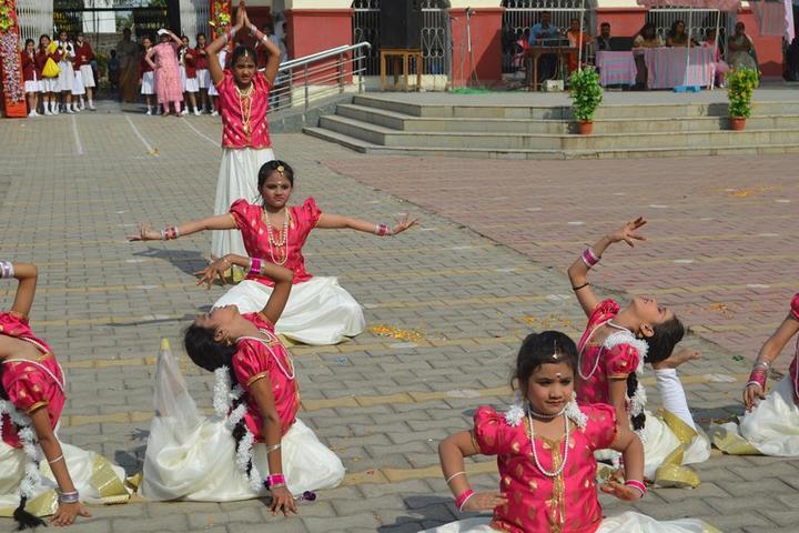 St Josephs Convent School-Dance