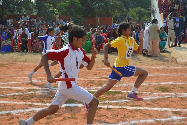St Josephs Convent School-Sports Day