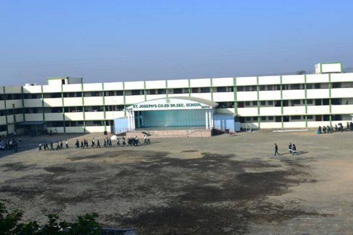 St Josephs Co Ed School-Campus View