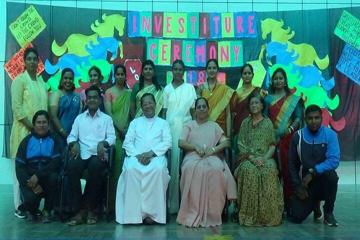 St Josephs Co Ed School-Staff