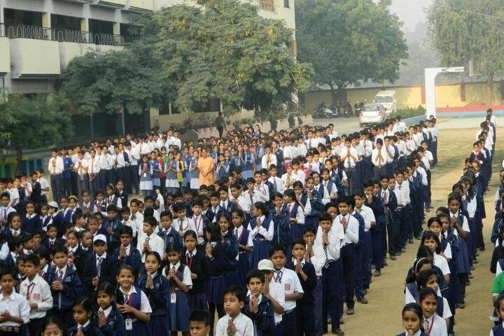 St Marys School-Assemble Ground