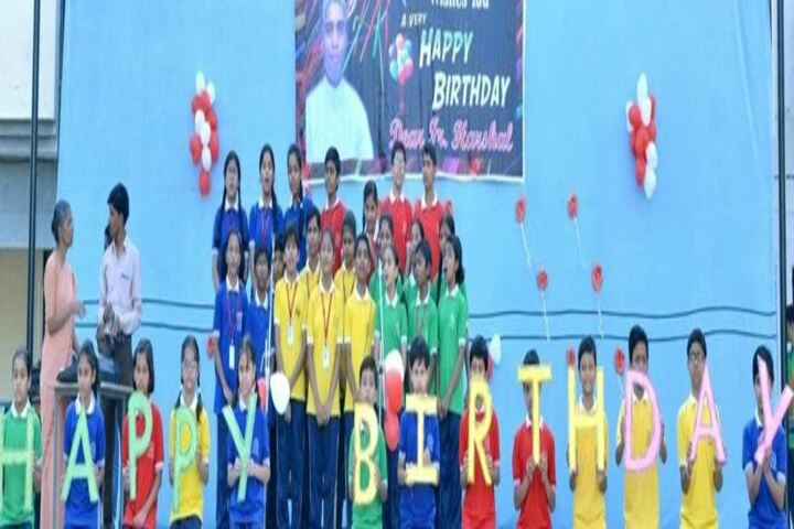 St Marys School-Celebrations