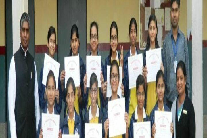 St Marys School-Certification