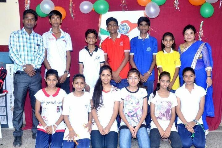 St Marys School-Group