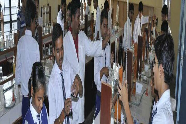St Marys School-Laboratory